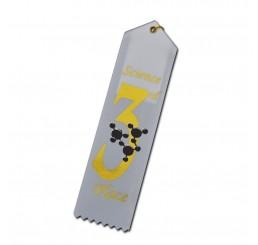 Atom Ribbon - Third Place - White