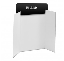 Black Corrugated Header Boards