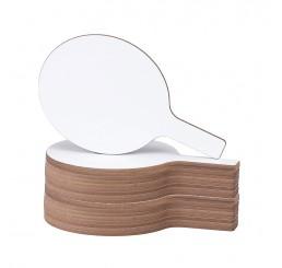 Dry Erase Paddles - 7x12