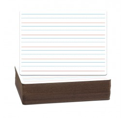 Dry Erase Boards - 9x12 Dual Sides