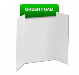 Green Foam Header Boards