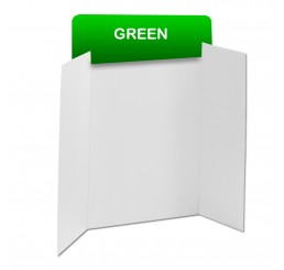 Green Corrugated Header Boards