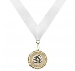 18 Karat Gold Science Medal - Third Place