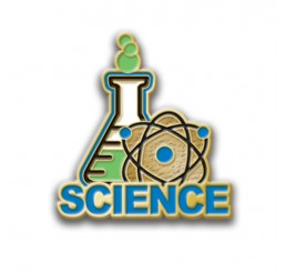 Science Fair Pin
