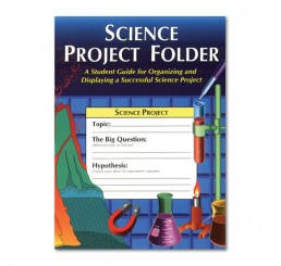 Science Fair Project Folder