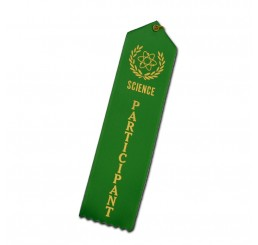 Standard Ribbon - Participant - Green
